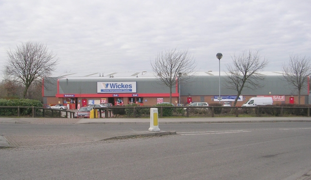 Wickes - Park Road Retail Park