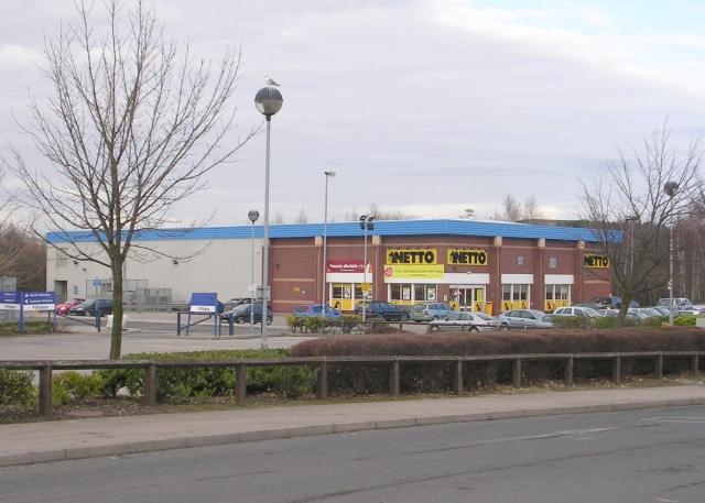 Netto - Park Road Retail Park