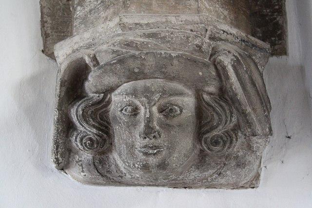 A 14th century gentleman