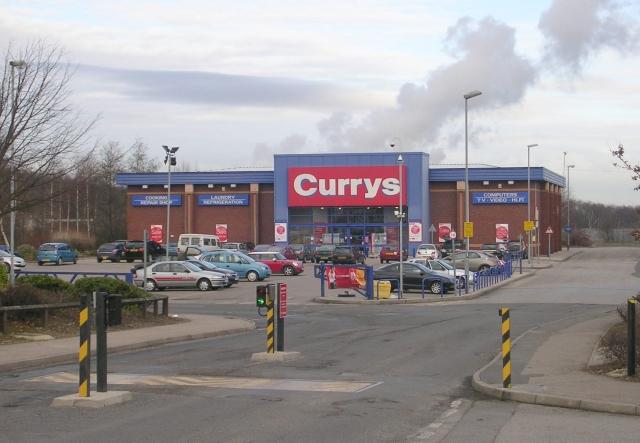Currys - Park Road Retail Park