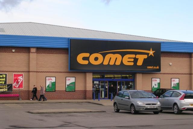 Comet - Park Road Retail Park