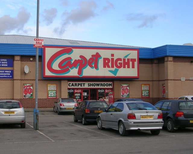 Carpet Right - Park Road Retail Park