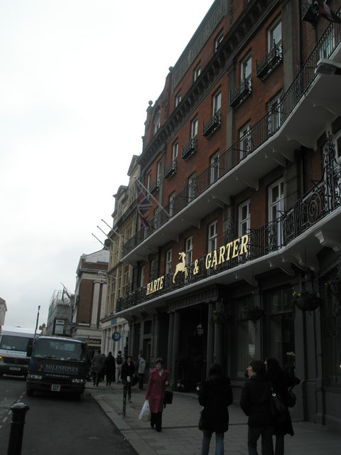 Harte and Garter, Windsor