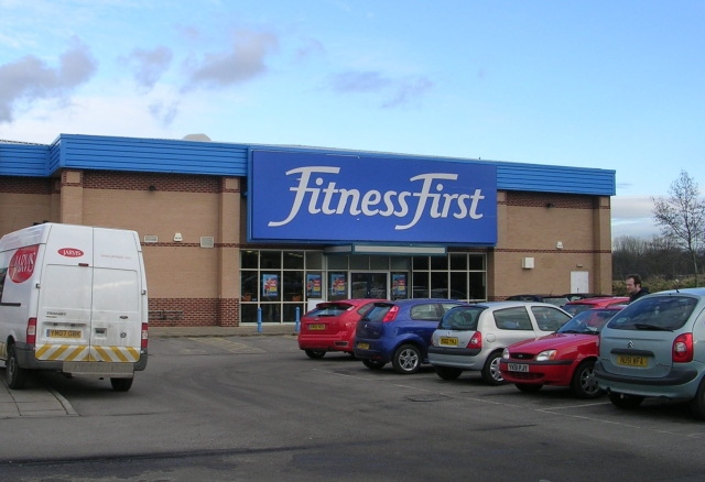 Fitness First - Park Road Retail Park