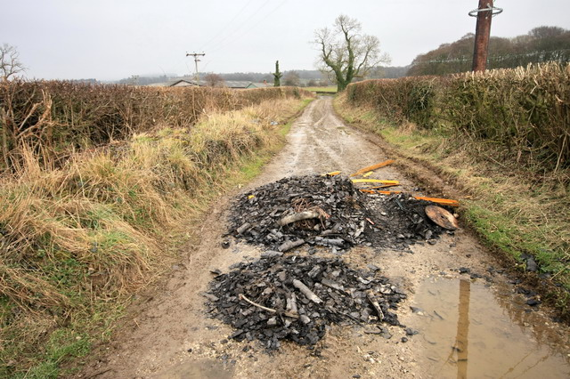 Burnt Offerings on Lingart Lane