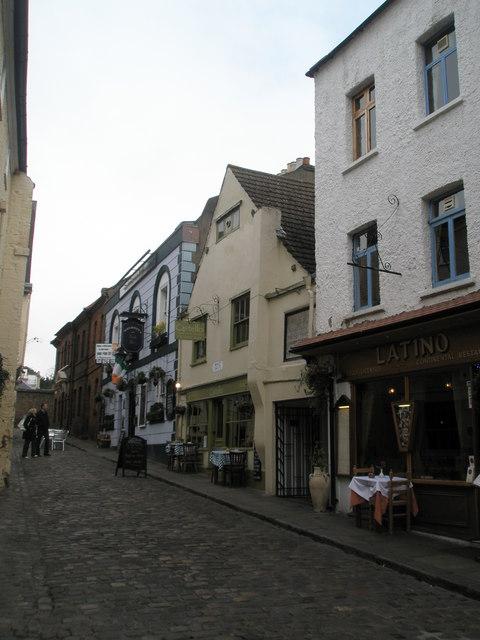 Restaurants in Church Lane