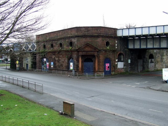 Cumberland Street Station