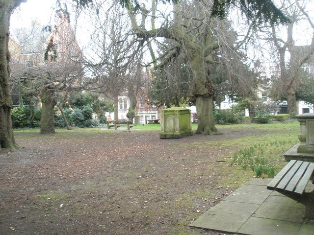 Tomb in Windsor Parish Churchyard