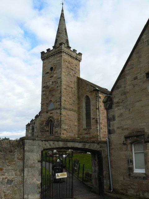 Abbotshall Church