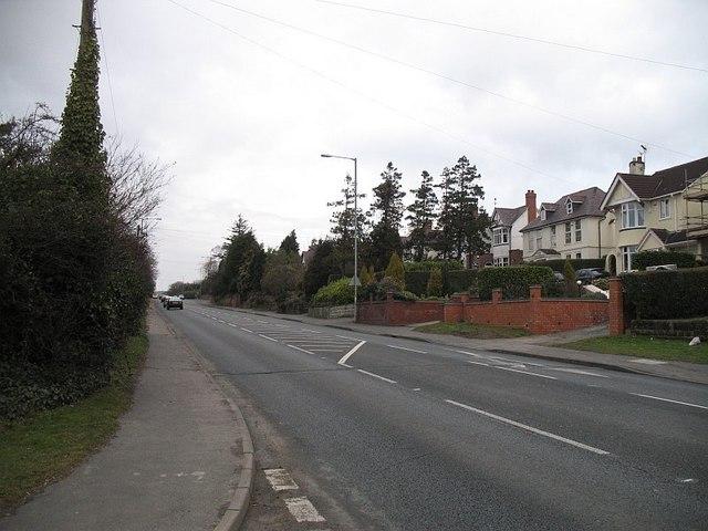 Birmingham Road, Catshill