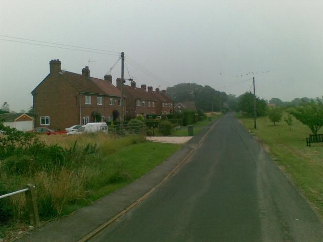 Blacktoft Lane