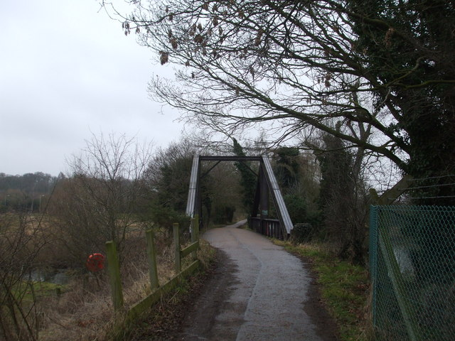 A frame bridge