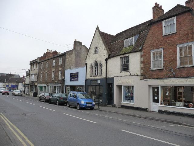 Warminster - Silver Street