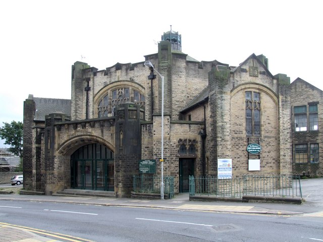 Wesley Hall Methodist Church, Crookes