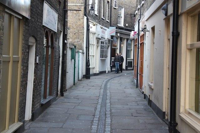 Turnpin Lane