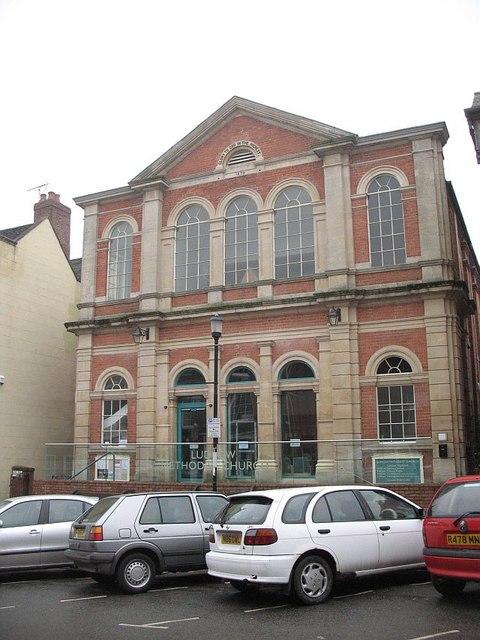 Methodist Church, Broad Street