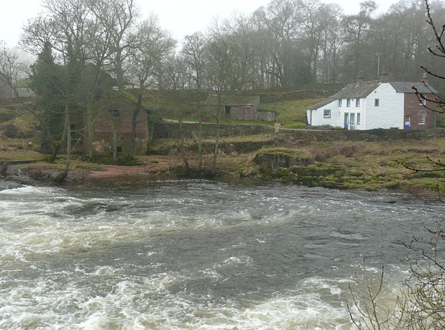 Force Mill, Great Salkeld