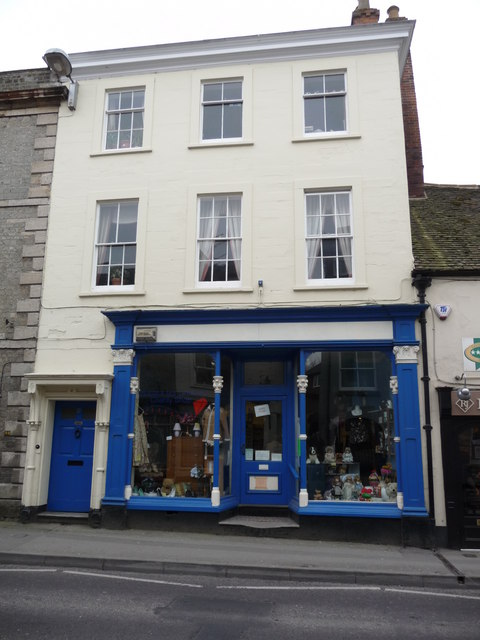 Warminster - Charity Shop