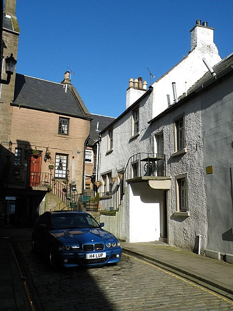 The Pend in Osnaburg Street