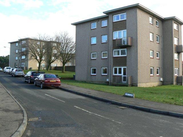 Four-storey flats