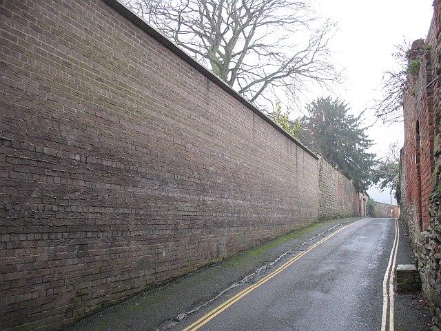 """Town wall """"repair"""""""