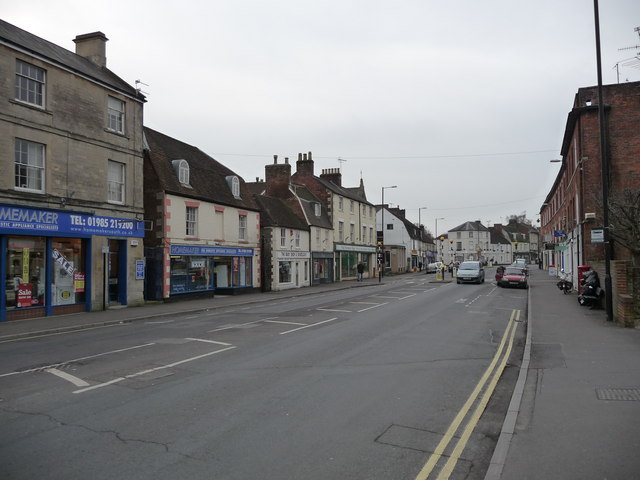 Warminster - George Street