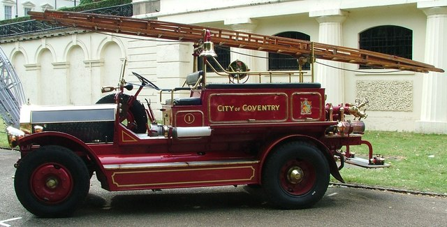 Coventry Fire Engine