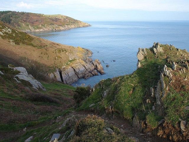 Coast at Old Mill Bay