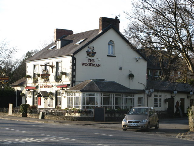The Woodman Public House