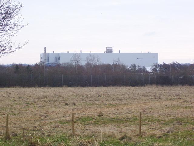 Ford Motor Company Southampton Assembly Plant