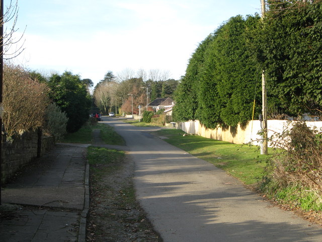Upper Ashleigh Road