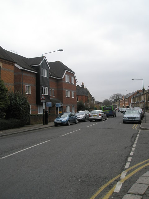 Junction of Kings and Grove Roads