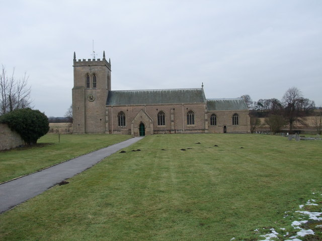 Church of St Mary, Cuckney (or Norton Cuckney)