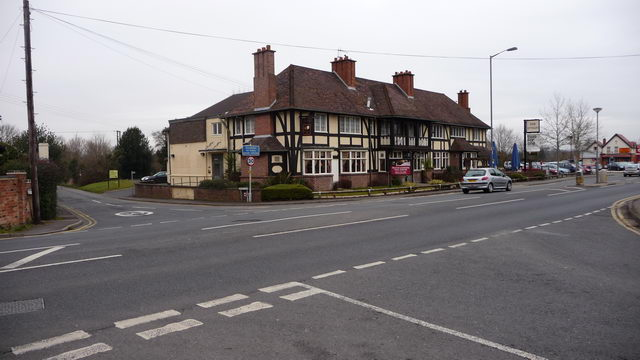 "The ""Crown"" public house and Inn."