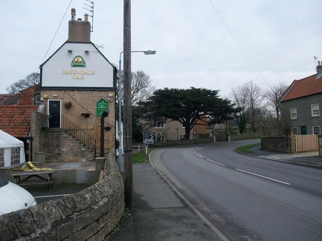 The Greendale Oak, Cuckney
