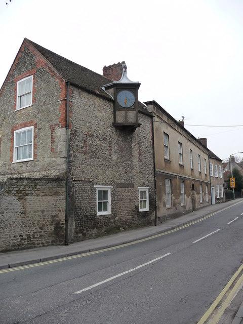 Warminster - Church Street