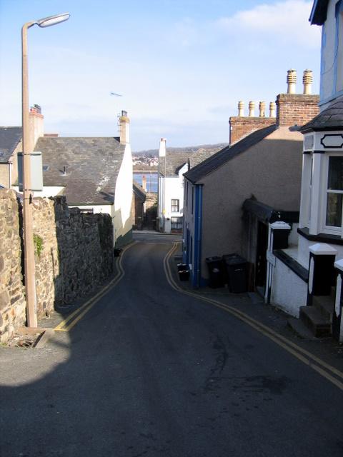 Chapel Street towards Berry Street