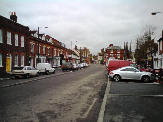 Whitehorse Street, Baldock
