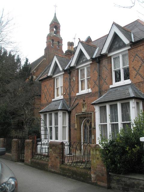 Delightful villa near All Saints, Windsor