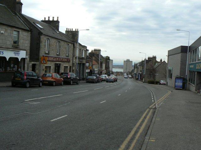 St Clair Street