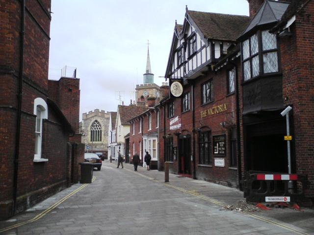 Sun Street, Baldock