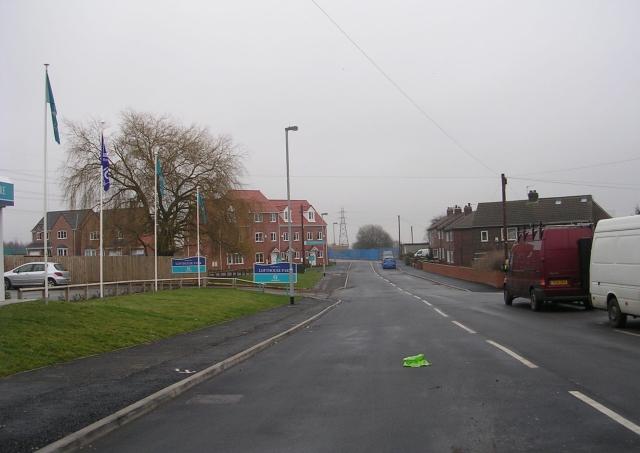 Lofthouse House Park Development - Leeds Road