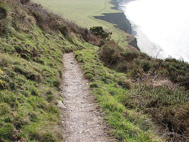 The Ceredigion Coastal Path