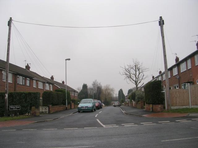 Philips Grove - Leeds Road