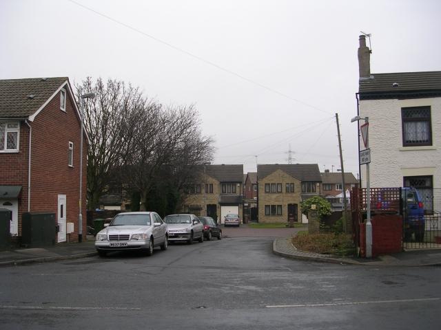Lingwell Chase - Potovens Lane