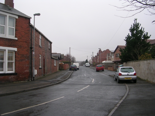 Lingwell Nook Lane - Potovens Lane