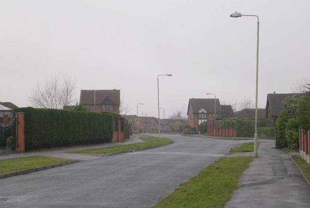 Ridings Way - Potovens Lane
