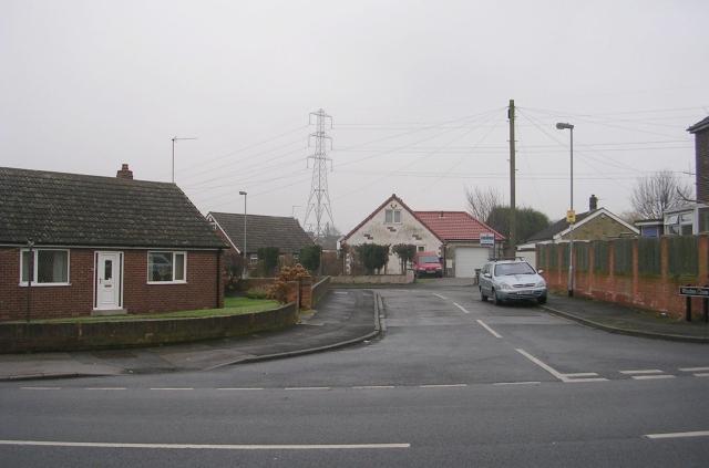 Winden Close - Potovens Lane