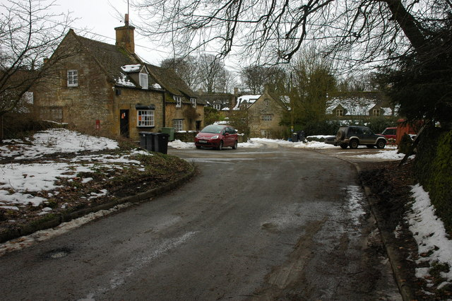 Village store, Temple Guiting