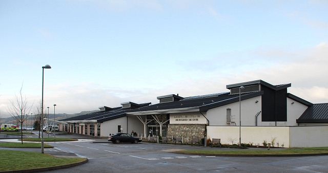 Mid Argyll Community Hospital and Integrated Care Centre